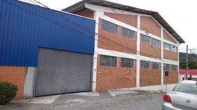 Galpão Comercial Para Venda E Locação, Itoupava Norte, Blumenau. - Ga0017