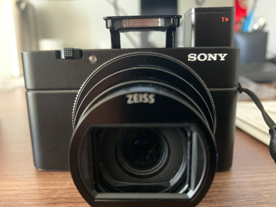 Sony Cyber-shot Rx100 Vi (4k)