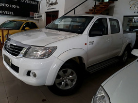 Toyota Hilux Sr 2.7 16v Vvt-i C.d 2013