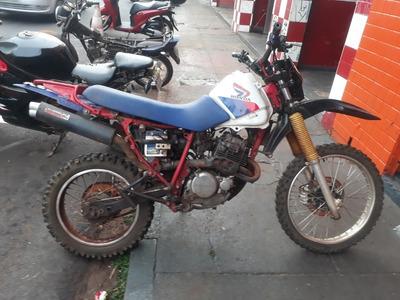 Honda Sahara 350