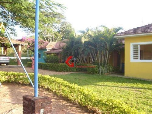Chácara Com 3 Dormitórios À Venda, 5000 M² Por R$ 750.000,00 - Alpes Das Águas - São Pedro/sp - Ch0023