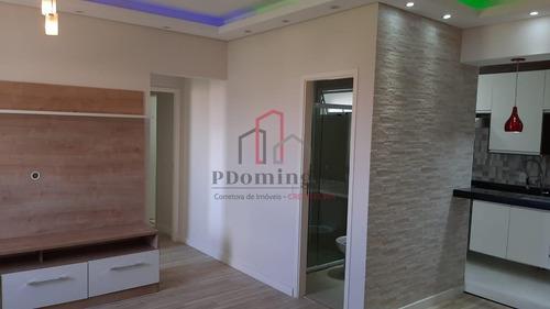 Imagem 1 de 30 de Apartamento À Venda Em Condomínio Residencial Viva Vista - Ap000492