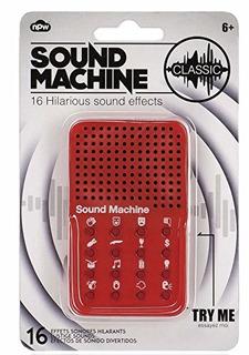 Maquina De Sonido Npw-usa, 16 Divertidos Efectos De Sonido