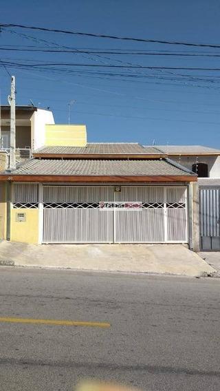 Casa Com 3 Dormitórios À Venda, - Residencial Santa Paula - Jacareí/sp - Ca2079