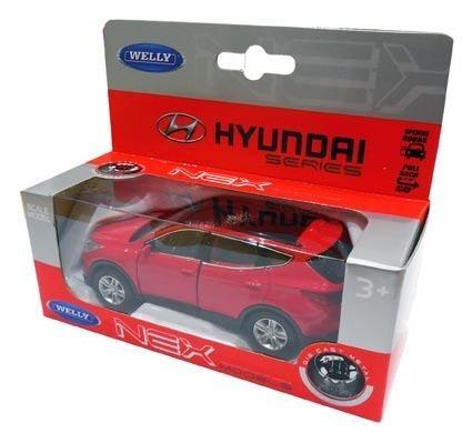 Auto 1:36 Hyundai Ioniq Welly Lionels 3720