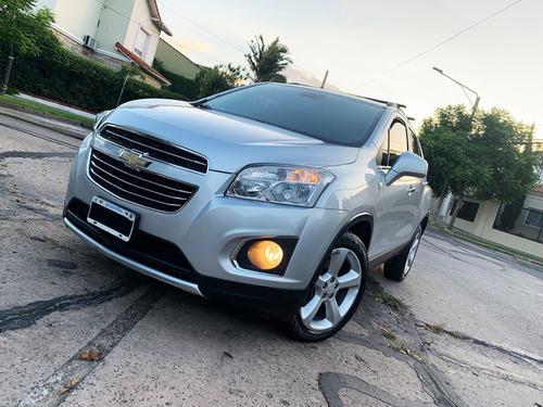 Chevrolet Tracker 1.8 Ltz - At - Awd - 2016 - 121.000