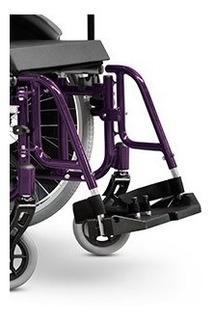 Apoio De Pés Completo,cadeira Rodas Ortobras