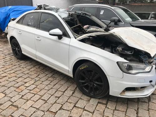 Imagem 1 de 8 de Audi A3 Lm 2015 - Sucata Motor Peças Acessórios