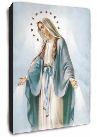 Cuadro De La Virgen Maria - Corazon De Maria Y Muchas Mas