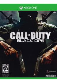 Cod Black Ops 1 Xbox One Original Digital Envio Rapido !!!
