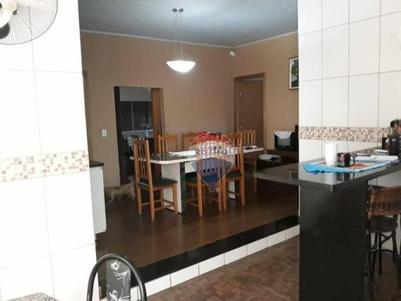 Casa Com 4 Dormitórios À Venda, 280 M² Por R$ 370.000 - Cpa I - Cuiabá/mt - Ca0703