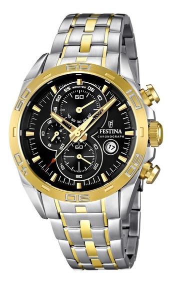 Relógio Festina Chronograph F16655-5 - Promoção
