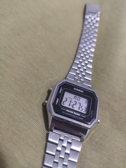 Relógio Vintage Cassio Unissex