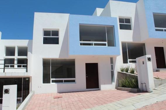 Casa En Renta En Bugambilias # 19-1038