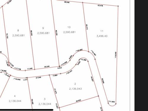 Imagen 1 de 5 de Terrenos En Preventa En Las Misiones, Zona Nueva Oportunidad $4000/m2