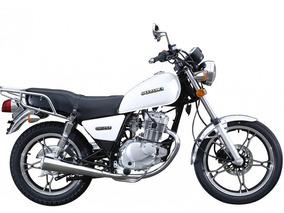 Suzuki Gn 125 12 Ctas $6743 Motoroma