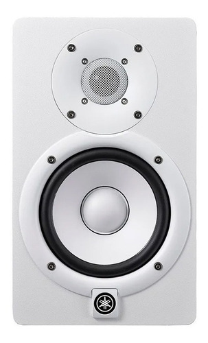 Monitor Activo Yamaha Hs5w 70w 5 Pulgadas Blanco