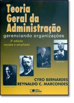 Teoria Geral Da Administracao - Gerenciando Organizacoes -