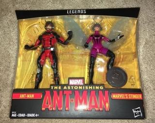 Marvel Legends Ant-man & Stinger 2-pack