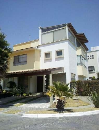 Casa En Fraccionamiento En Lomas De Angelópolis / San Andrés Cholula - Gsi-843-fr