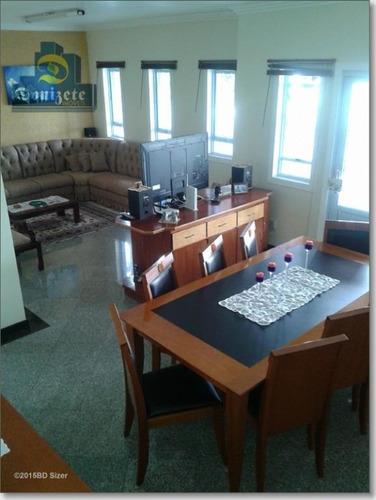 Sobrado Com 4 Dormitórios À Venda, 395 M² Por R$ 860.000,00 - Campestre - Santo André/sp - So0601