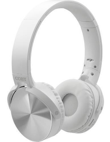 Coby Coby Bluetooth Sem Fio Metal Dobrável Fones De Ouvido