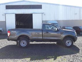 Ranger 2.2l Cs 4x4, No Toyota Hilux Con Usado Y Financiacion