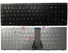 Teclado Para Lenovo G50-30 G50-45 G50-80 Ç Preto Pk130th3b13