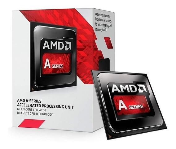Processador Amd A6-7480 3.8ghz Fm2+ Cache 1mb Box