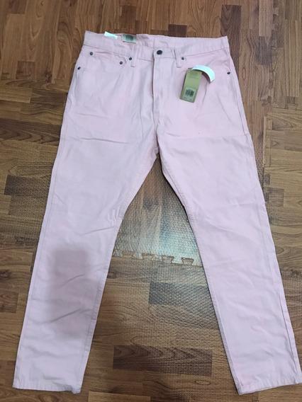 Pantalon Levis 512 Slim Tapper Original Nuevo Talla 36x30
