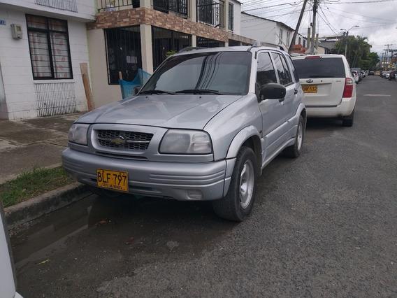 Chevrolet Grand Vitara 2001, 5 Puertas