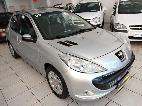Peugeot 207 1.6 Xs 16v Flex 4p Aut 2009