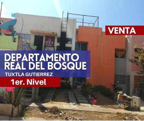 Imagen 1 de 11 de Departamento - Real Del Bosque