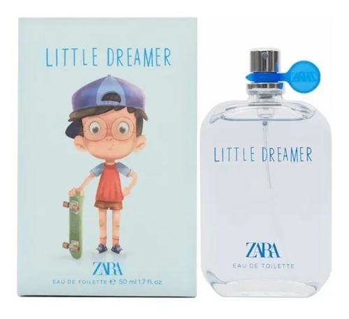 Imagen 1 de 1 de Perfume Niño Zara Little Dreamer Original Nuevo 50ml Edt