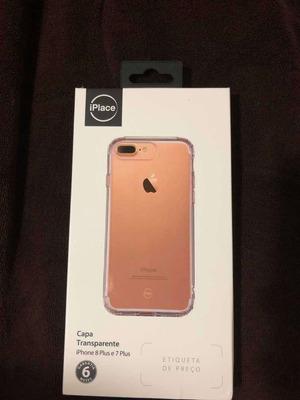Capa Transparente iPhone 7/8 Plus