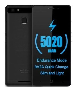 Vernee Thor E 4g Smartphone - Preto