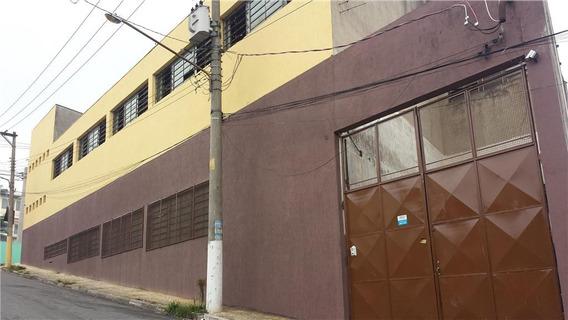 Galpão Comercial Para Venda E Locação, Vila Tanquinho, Ferraz De Vasconcelos. - Ga0011