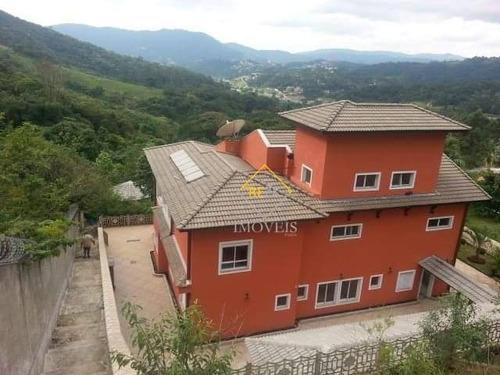 Imagem 1 de 30 de Chácara Com 7 Dormitórios À Venda, 6000 M²  - Mairiporã/sp - Ch0007