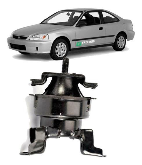 Calço Coxim Motor Traseiro Lado Esquerdo Honda Civic 96/2000
