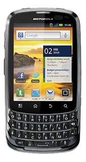 Nextel Master Motorola Xt605 512mb 3g Cinza Vitrine 3