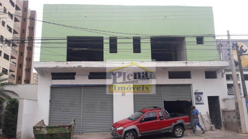 Sala Para Alugar, 60 M² - Centro - Sumaré/sp - Sa0226