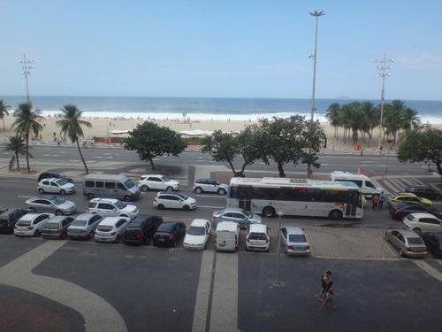 Apartamento Com 4 Dormitórios Para Alugar, 389 M² Por R$ 9.500,00/mês - Copacabana - Rio De Janeiro/rj - Ap3407