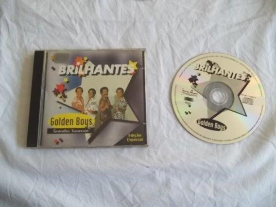 Cd - Golden Boys - Brilhante - Mpb Conjuntos