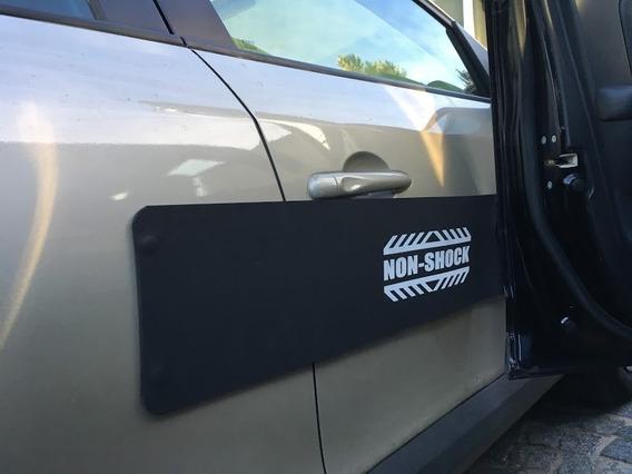 Protector Lateral De Puertas Para Garage 1,30mts X 10mm