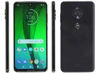 Motorola G7 4ram 64gb Ceramica Snapdragon 636 Funda Y Mica