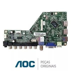 Placa Principal Semi Nova Tv Aoc Le32d1352 Usada