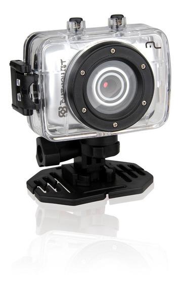 Filmadora Hd Dc180 Sportcam Burnquist Multilaser Prova D