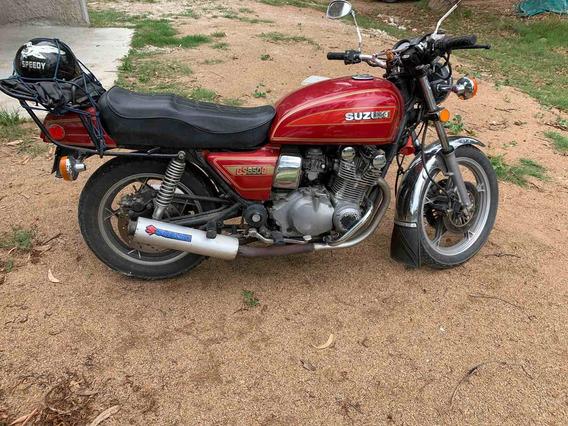 Suzuki Suzuki Gs850g