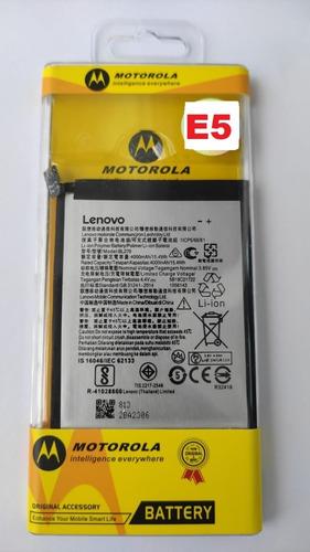 Imagen 1 de 1 de Bateria Pila Para Motorola Moto E5 Xt1944 Bl270