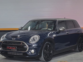 Mini Cooper 2.0 S Exclusive Clubman 16v Turbo Gasolina